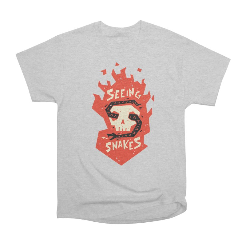 Seeing Snakes Men's Classic T-Shirt by Rupertbeard