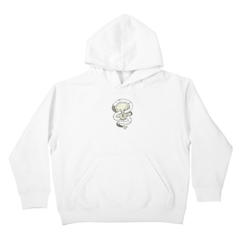 I'll Show You Mine If You Show Me Yours Kids Pullover Hoody by Rupertbeard