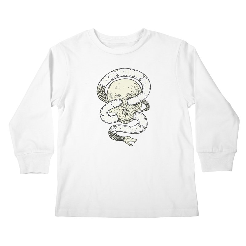 I'll Show You Mine If You Show Me Yours Kids Longsleeve T-Shirt by Rupertbeard