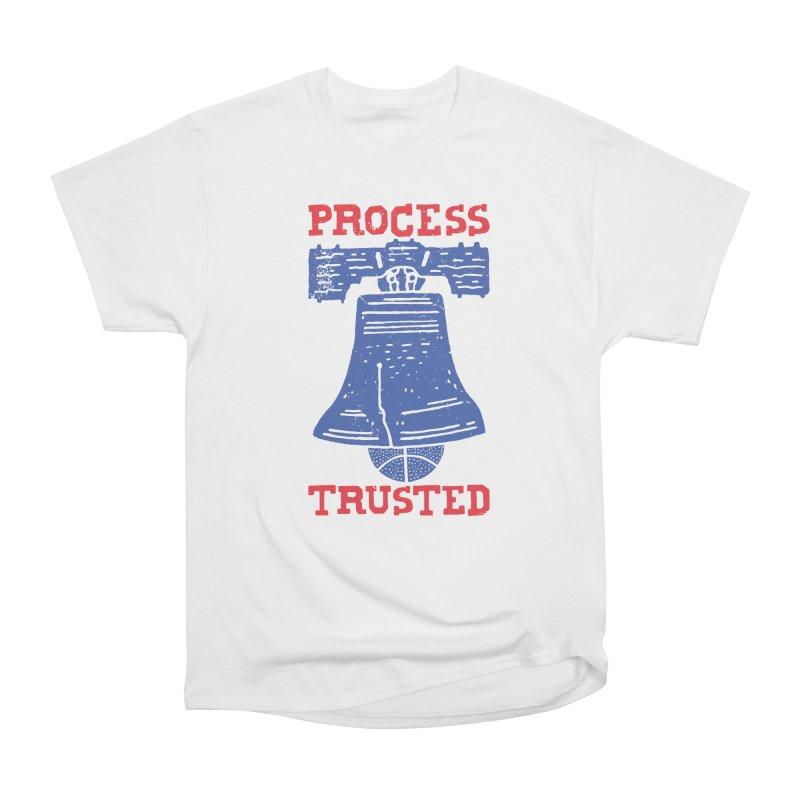 Process Trusted Men's T-Shirt by Rupertbeard