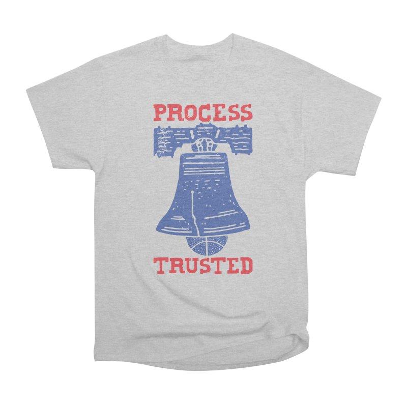 Process Trusted Women's Heavyweight Unisex T-Shirt by Rupertbeard