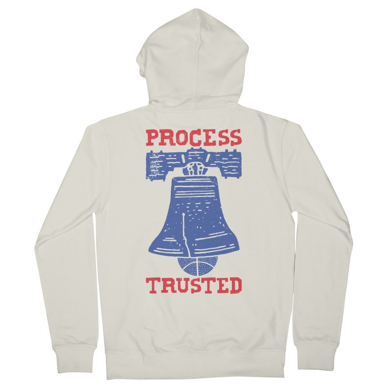 Process Trusted Women's Zip-Up Hoody by Rupertbeard