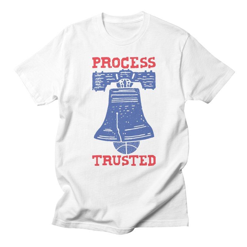 Process Trusted Women's Unisex T-Shirt by Rupertbeard