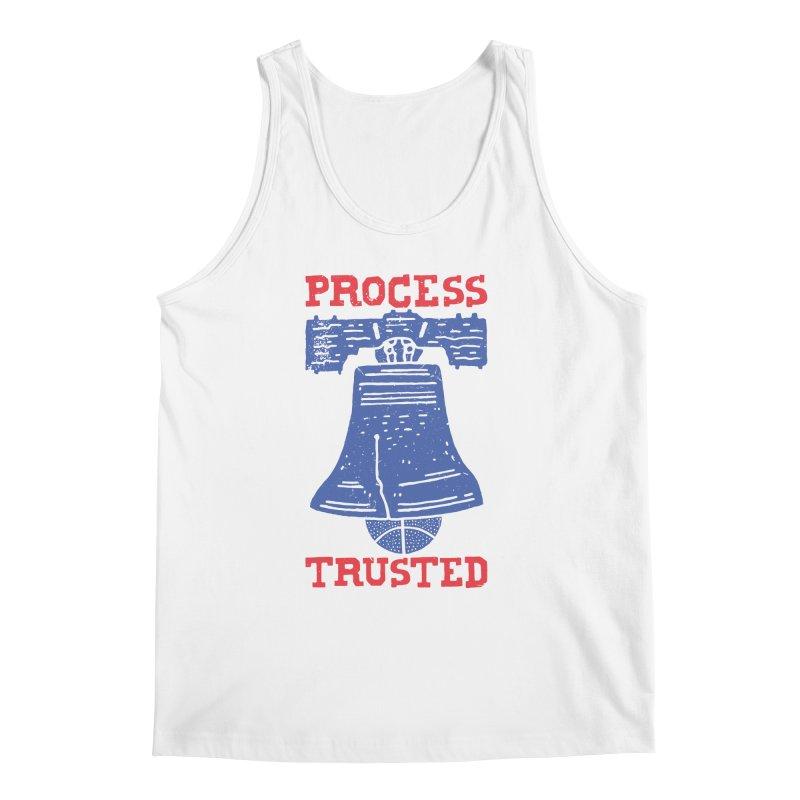 Process Trusted Men's Regular Tank by Rupertbeard