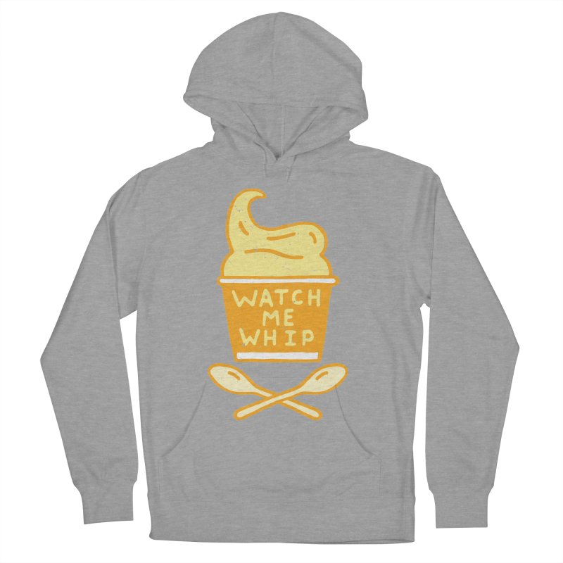 Watch Me Whip Men's Pullover Hoody by Rupertbeard