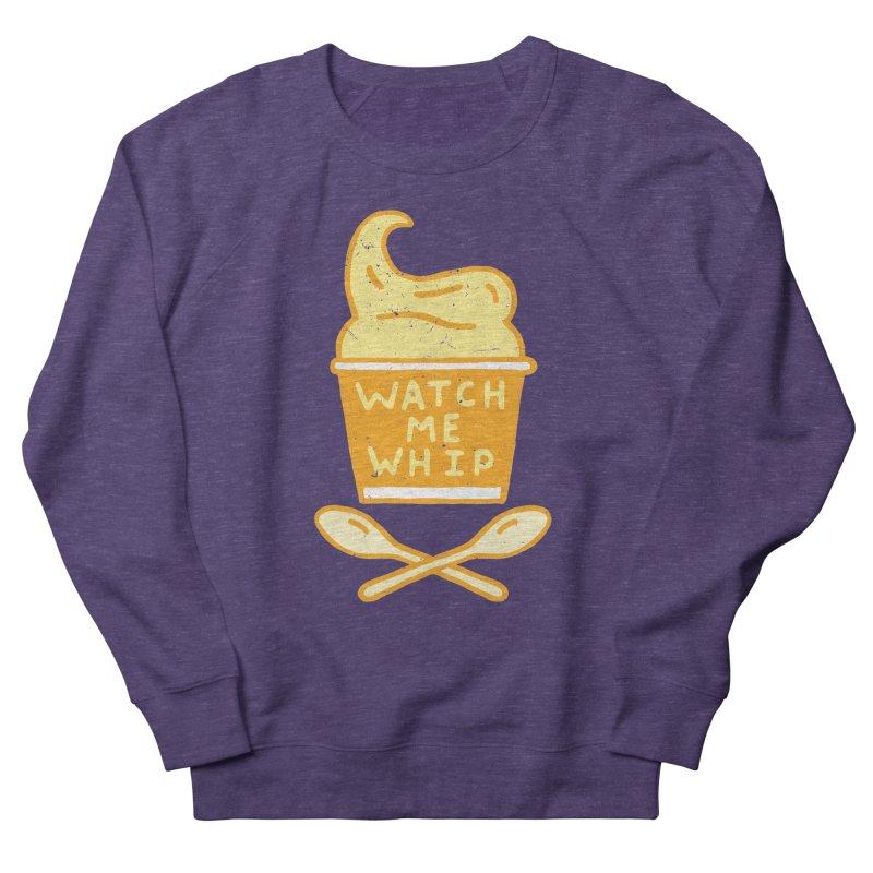 Watch Me Whip Men's Sweatshirt by Rupertbeard