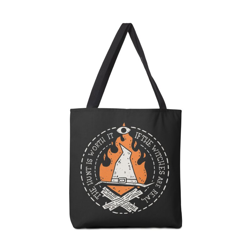 The Witch Hunt Is Real Accessories Bag by Rupertbeard