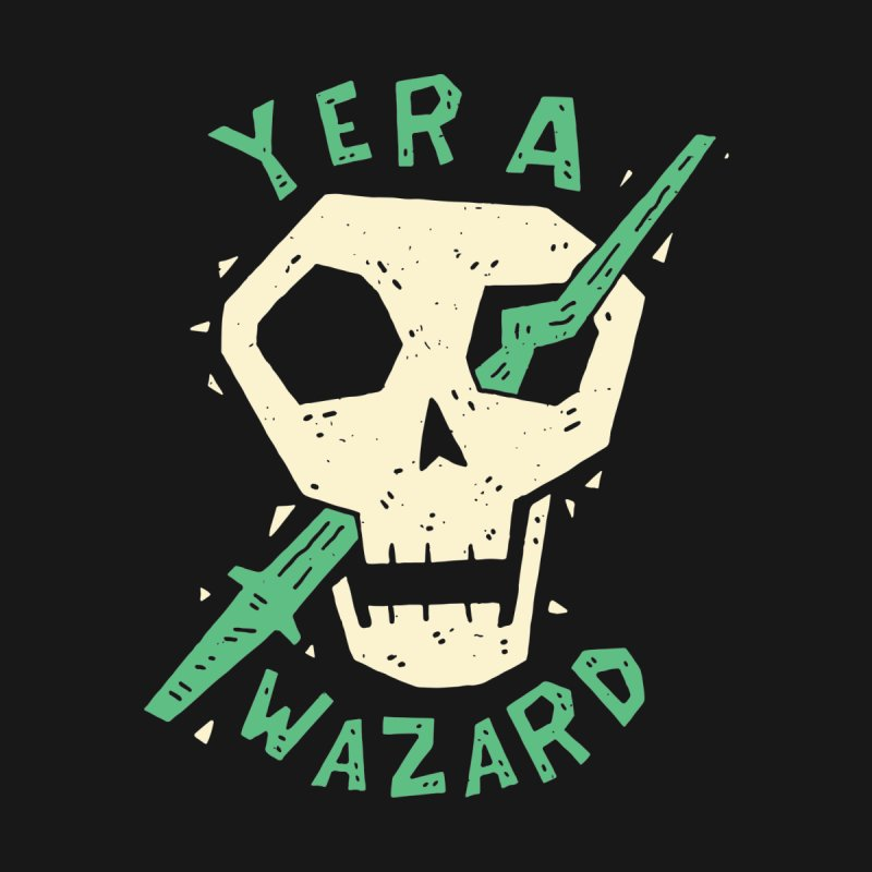 Yer A Wazard Men's Sweatshirt by Rupertbeard