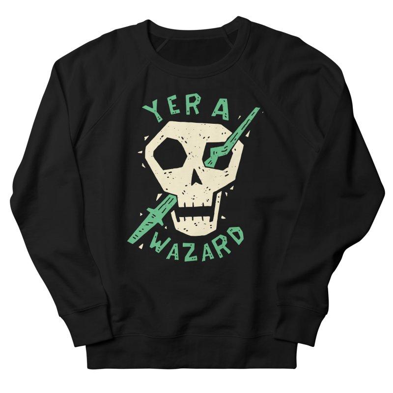 Yer A Wazard Women's French Terry Sweatshirt by Rupertbeard