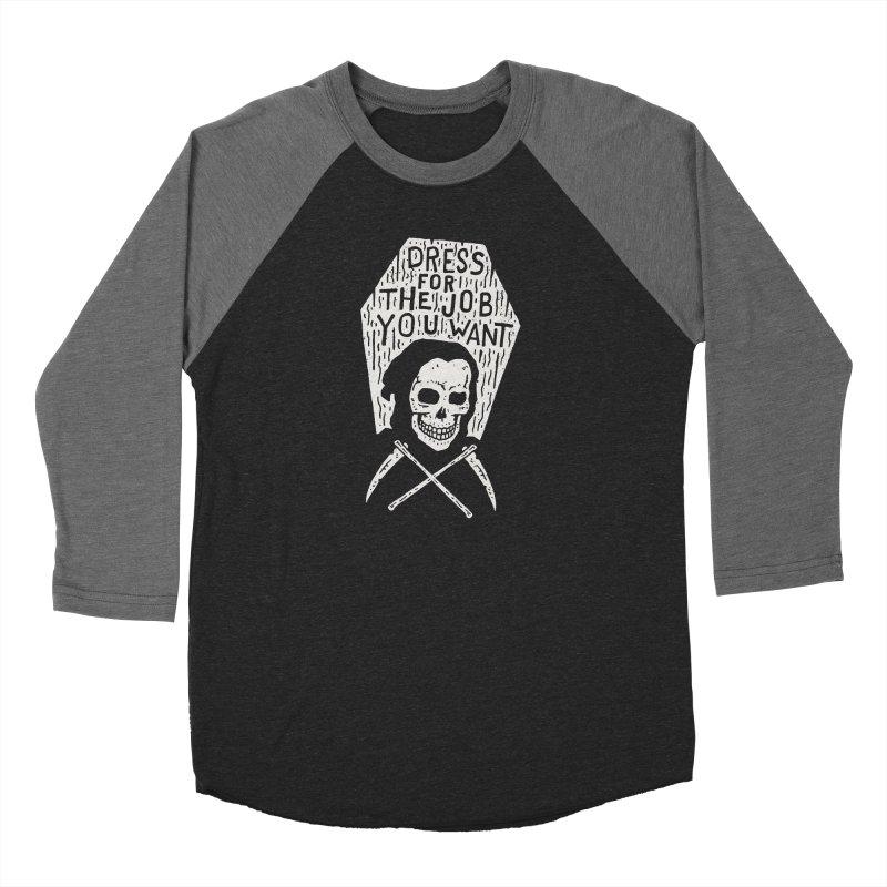 Dress For The Job You Want Men's Longsleeve T-Shirt by Rupertbeard