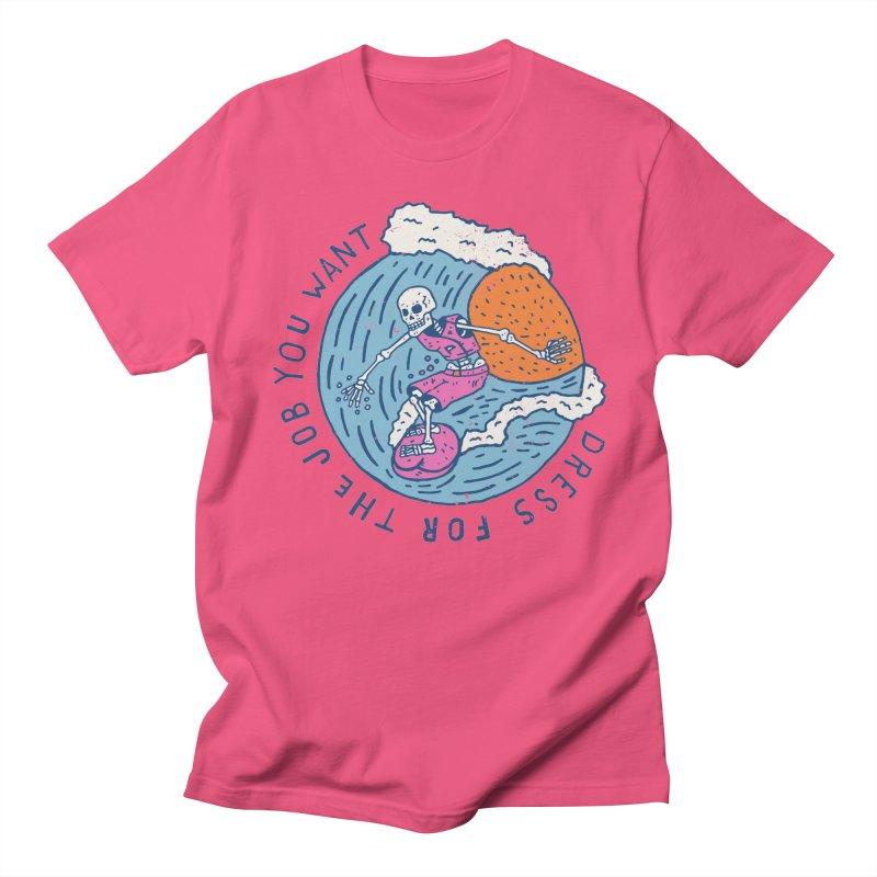 Also Dress For The Job You Want Men's Regular T-Shirt by Rupertbeard