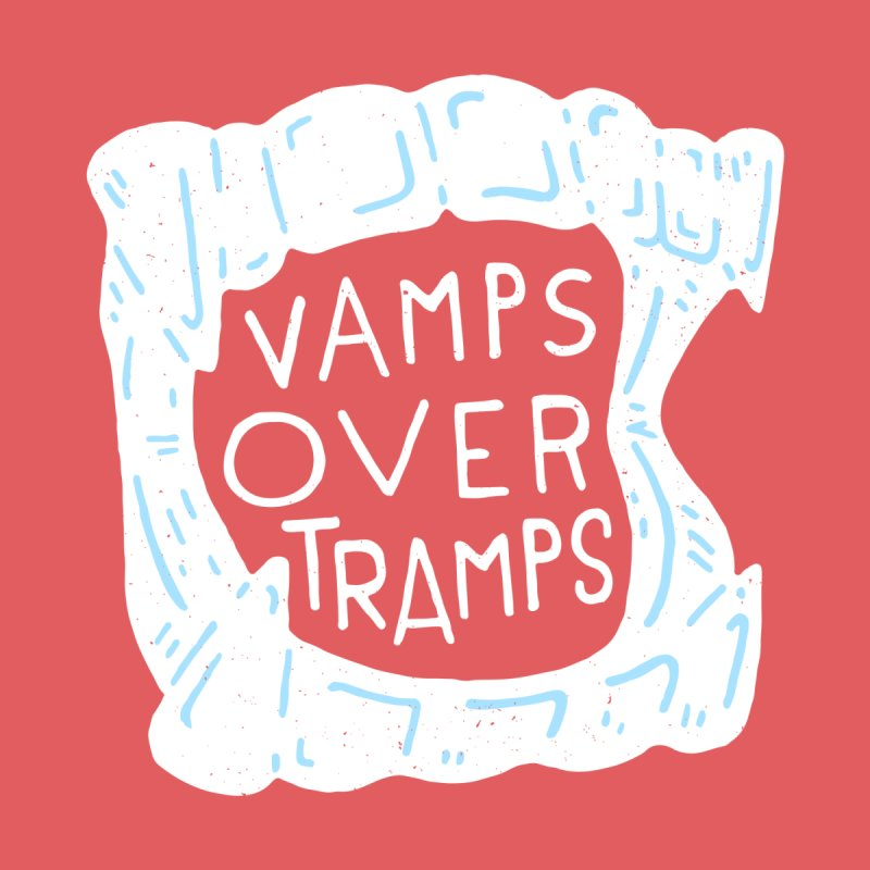 Vamps Over Tramps Men's Longsleeve T-Shirt by Rupertbeard
