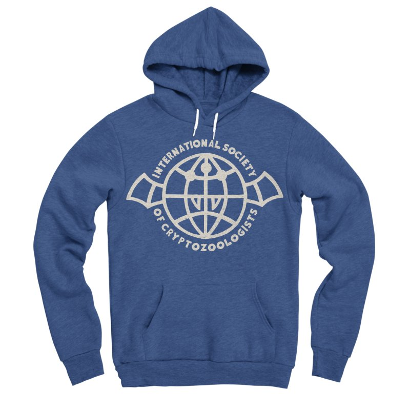 International Society of Cryptozoologists Men's Pullover Hoody by Rupertbeard