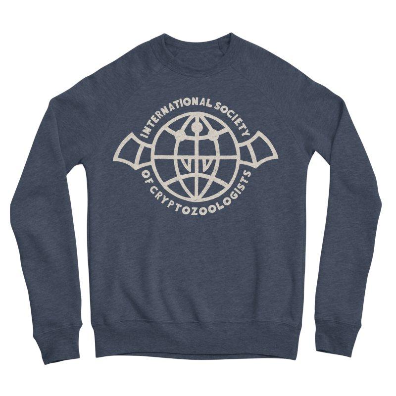 International Society of Cryptozoologists Women's Sponge Fleece Sweatshirt by Rupertbeard