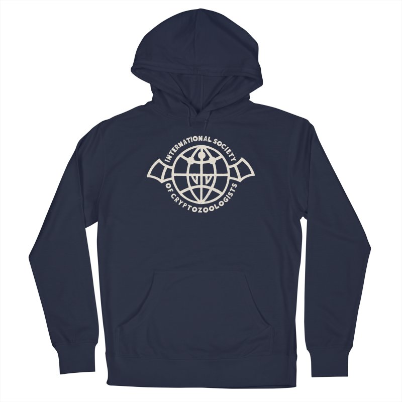 International Society of Cryptozoologists Women's French Terry Pullover Hoody by Rupertbeard