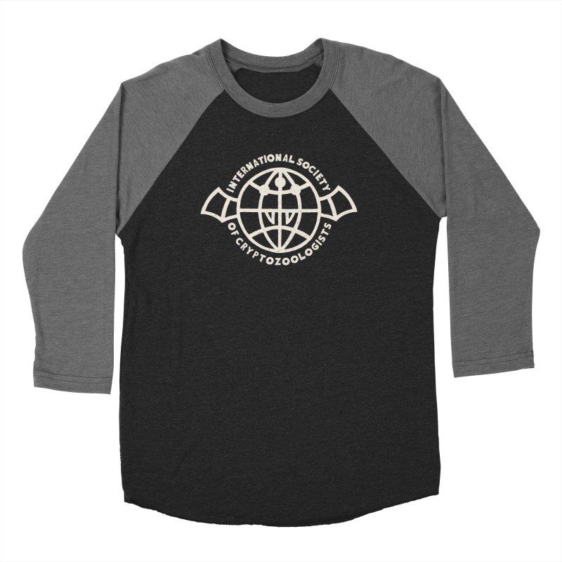 International Society of Cryptozoologists Women's Longsleeve T-Shirt by Rupertbeard