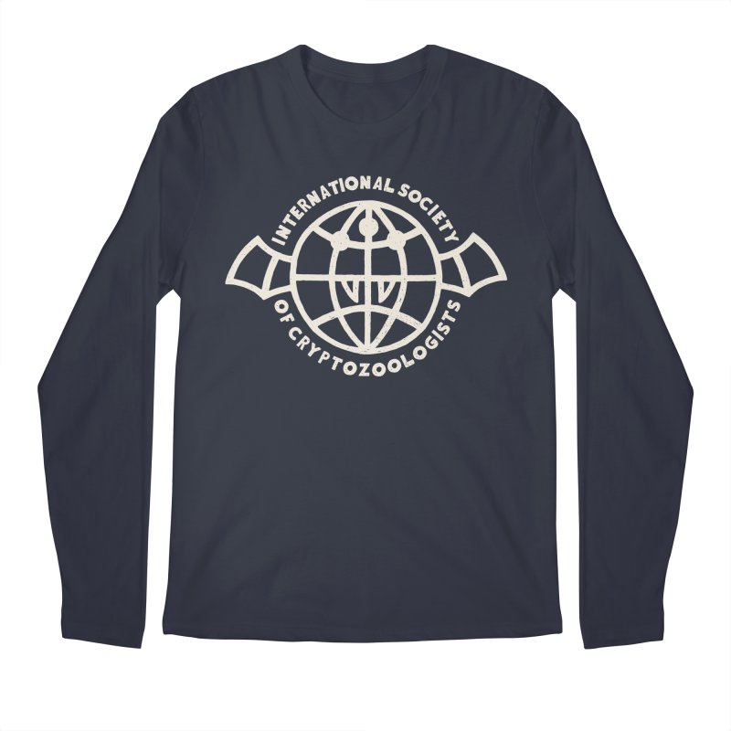 International Society of Cryptozoologists Men's Regular Longsleeve T-Shirt by Rupertbeard