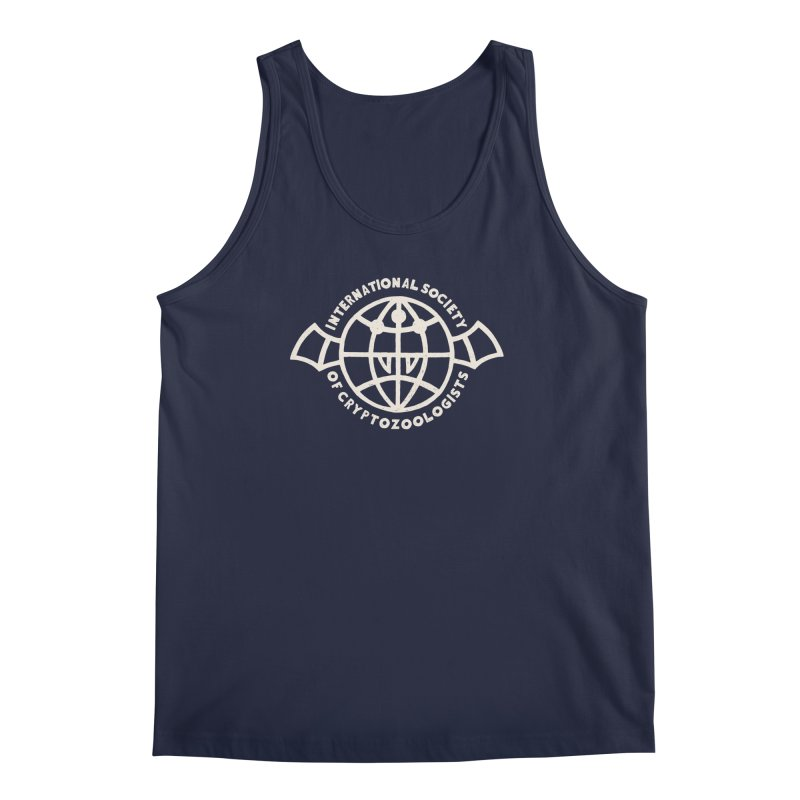 International Society of Cryptozoologists Men's Regular Tank by Rupertbeard