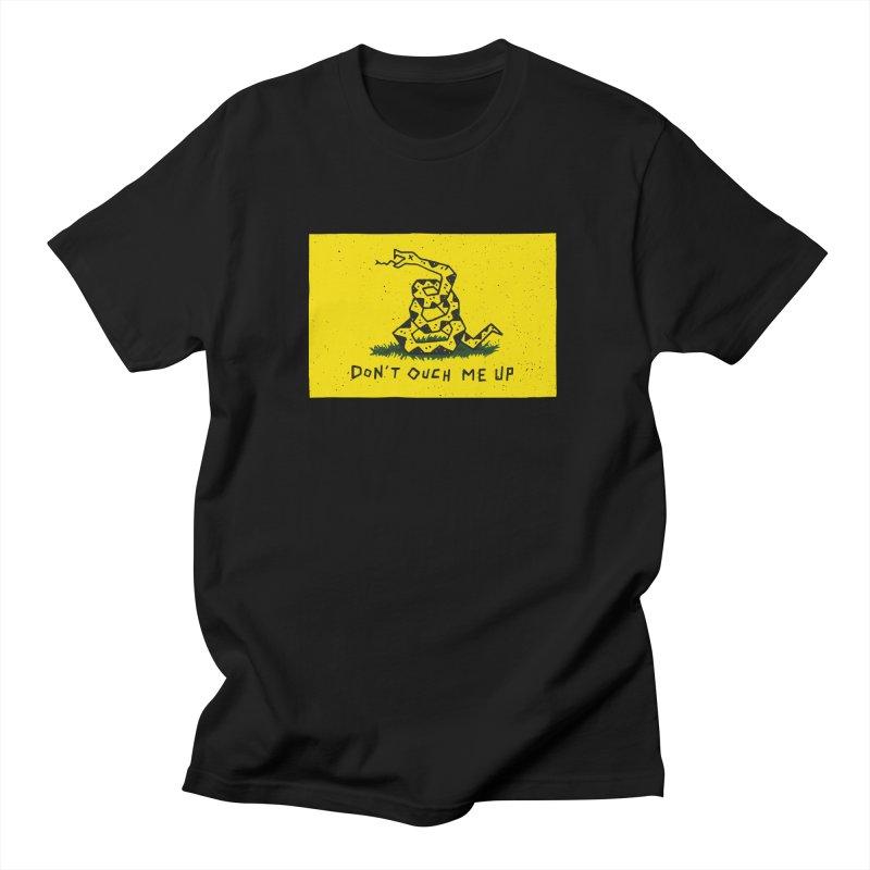 Don't Ouch Me Up Men's Regular T-Shirt by Rupertbeard