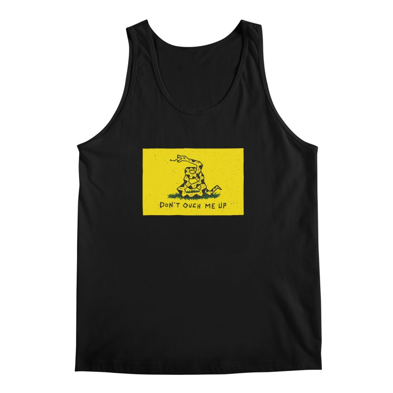Don't Ouch Me Up Men's Regular Tank by Rupertbeard