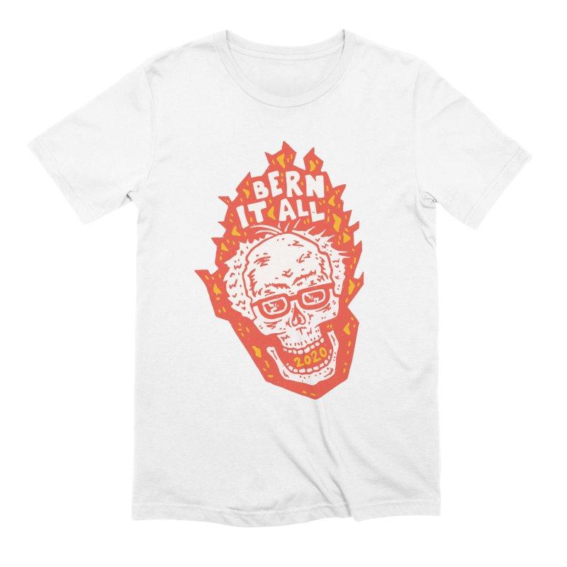 Bern It All Men's Extra Soft T-Shirt by Rupertbeard
