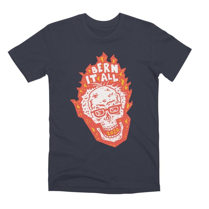 Bern It All Men's T-Shirt by Rupertbeard