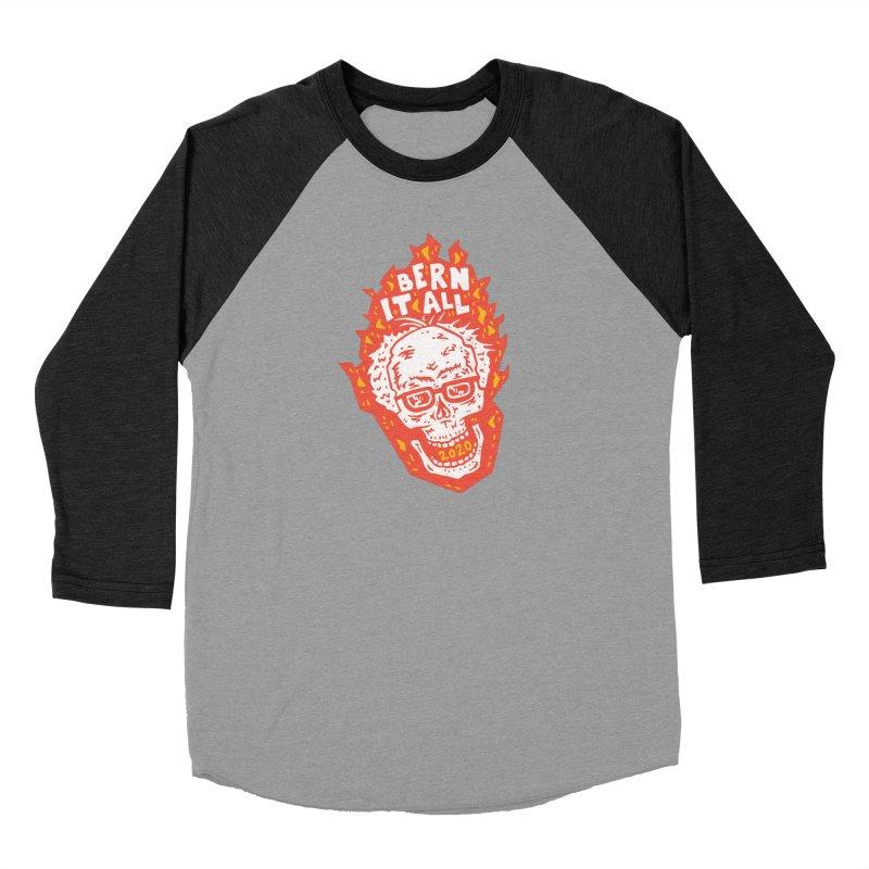Bern It All Men's Longsleeve T-Shirt by Rupertbeard