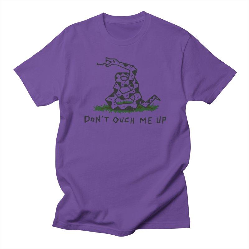 Don't Ouch Me Up Women's Regular Unisex T-Shirt by Rupertbeard