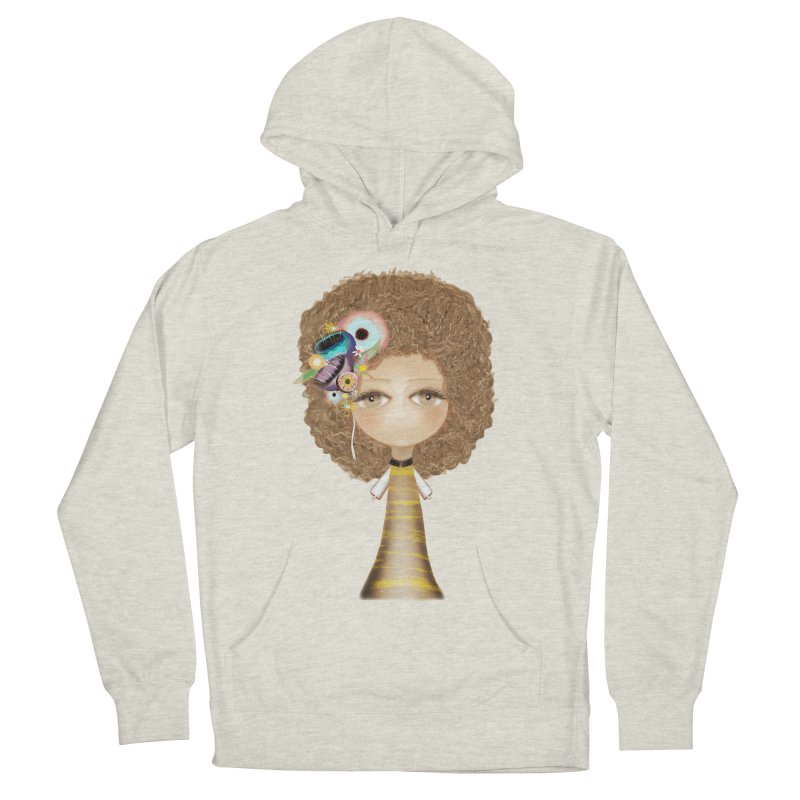 Loving can heal Women's French Terry Pullover Hoody by rupydetequila's Shop