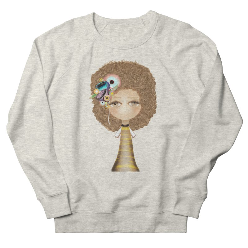 Loving can heal Women's French Terry Sweatshirt by rupydetequila's Shop