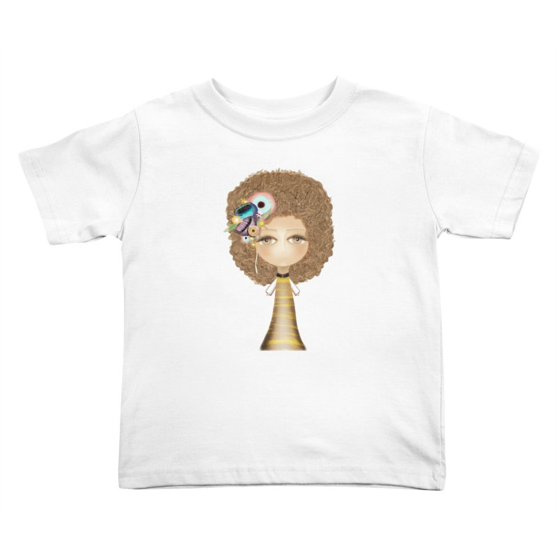Loving can heal Kids Toddler T-Shirt by rupydetequila's Shop