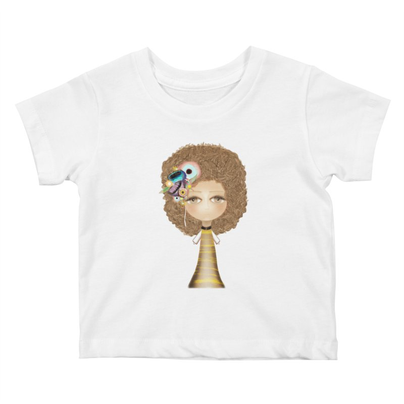 Loving can heal Kids Baby T-Shirt by rupydetequila's Shop
