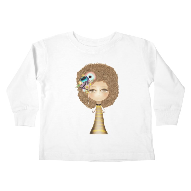 Loving can heal Kids Toddler Longsleeve T-Shirt by rupydetequila's Shop