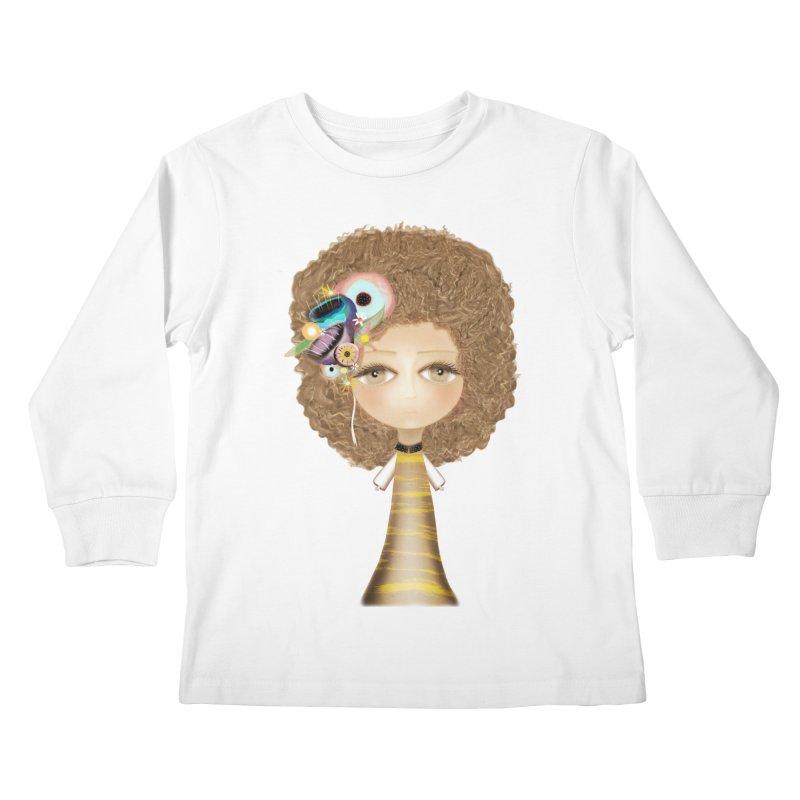 Loving can heal Kids Longsleeve T-Shirt by rupydetequila's Shop