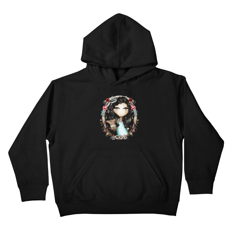 It's hard to win me back Kids Pullover Hoody by rupydetequila's Shop