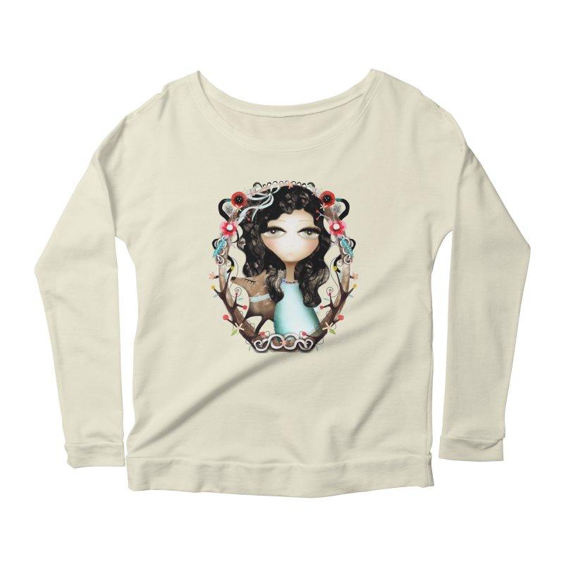 It's hard to win me back Women's Scoop Neck Longsleeve T-Shirt by rupydetequila's Shop