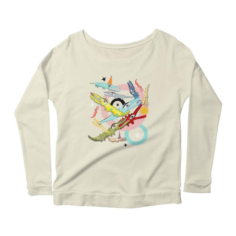 It's hard to win me back. Women's Scoop Neck Longsleeve T-Shirt by rupydetequila's Shop