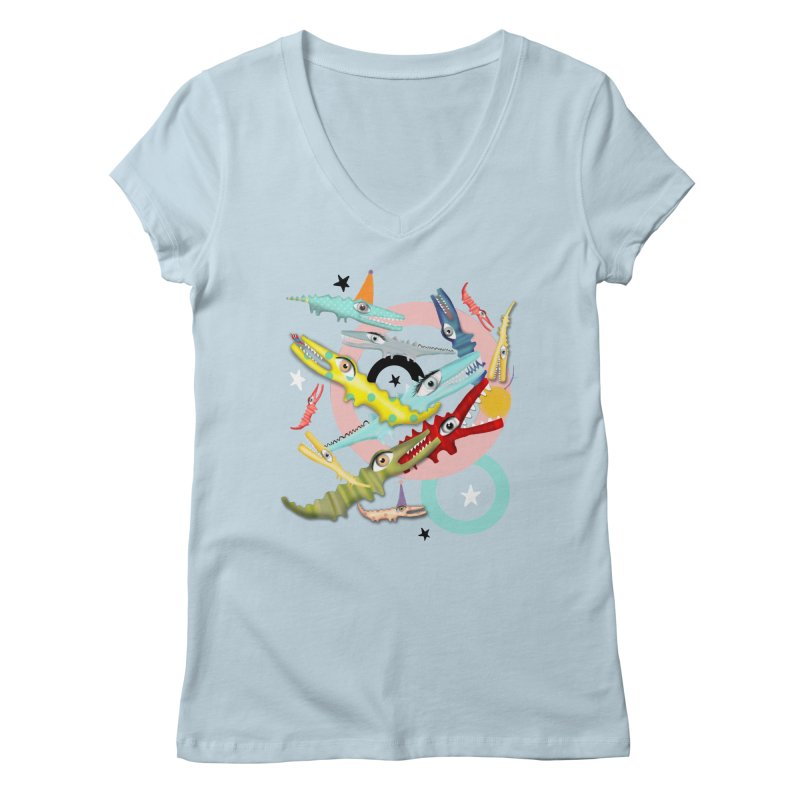 It's hard to win me back. Women's Regular V-Neck by rupydetequila's Shop