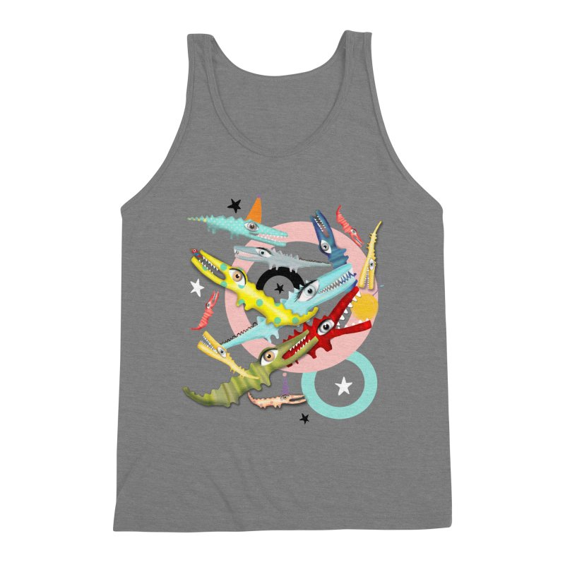 It's hard to win me back. Men's Triblend Tank by rupydetequila's Shop