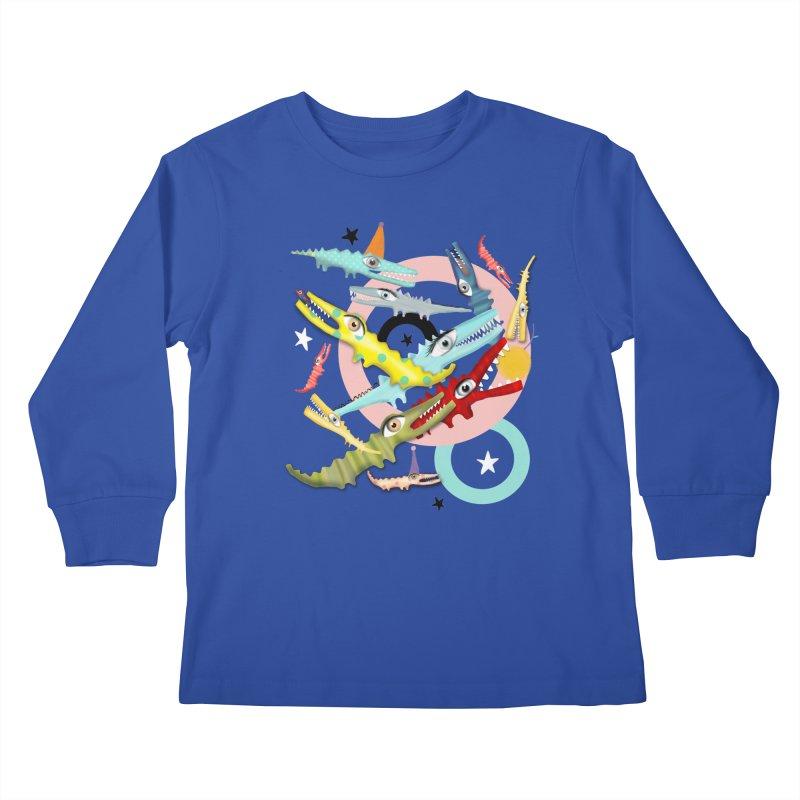 It's hard to win me back. Kids Longsleeve T-Shirt by rupydetequila's Shop