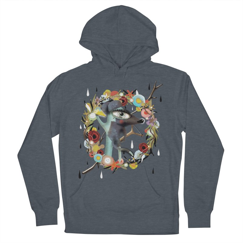 Every story has it's scars Men's French Terry Pullover Hoody by rupydetequila's Shop