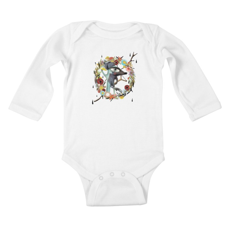 Every story has it's scars Kids Baby Longsleeve Bodysuit by rupydetequila's Shop