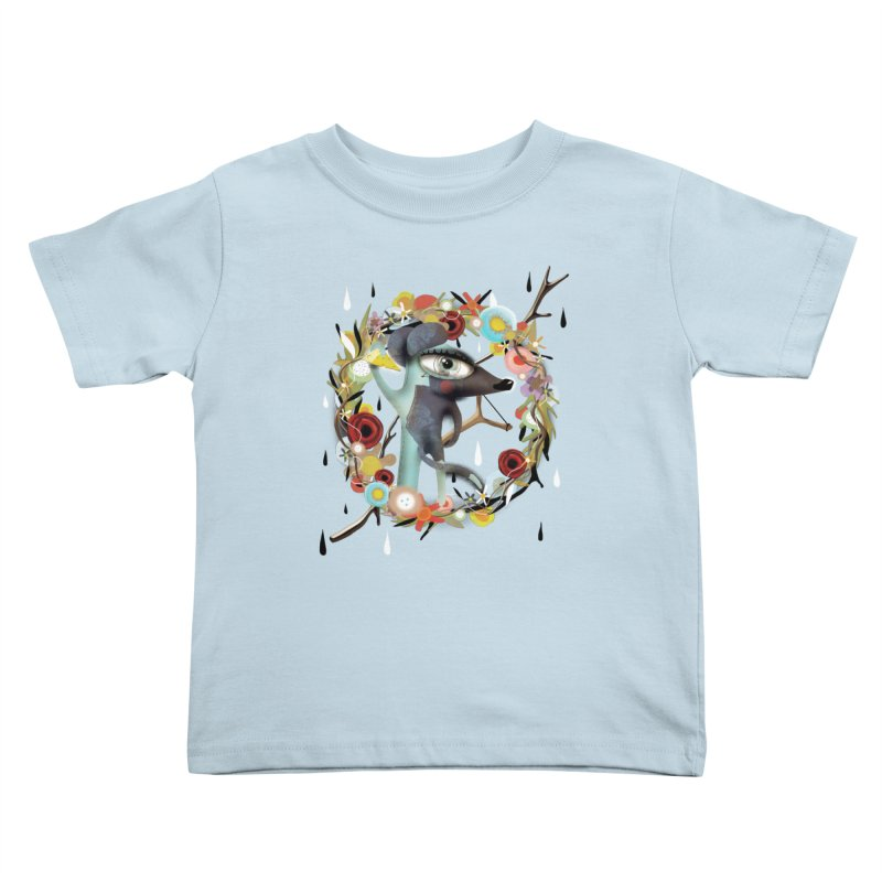 Every story has it's scars Kids Toddler T-Shirt by rupydetequila's Shop
