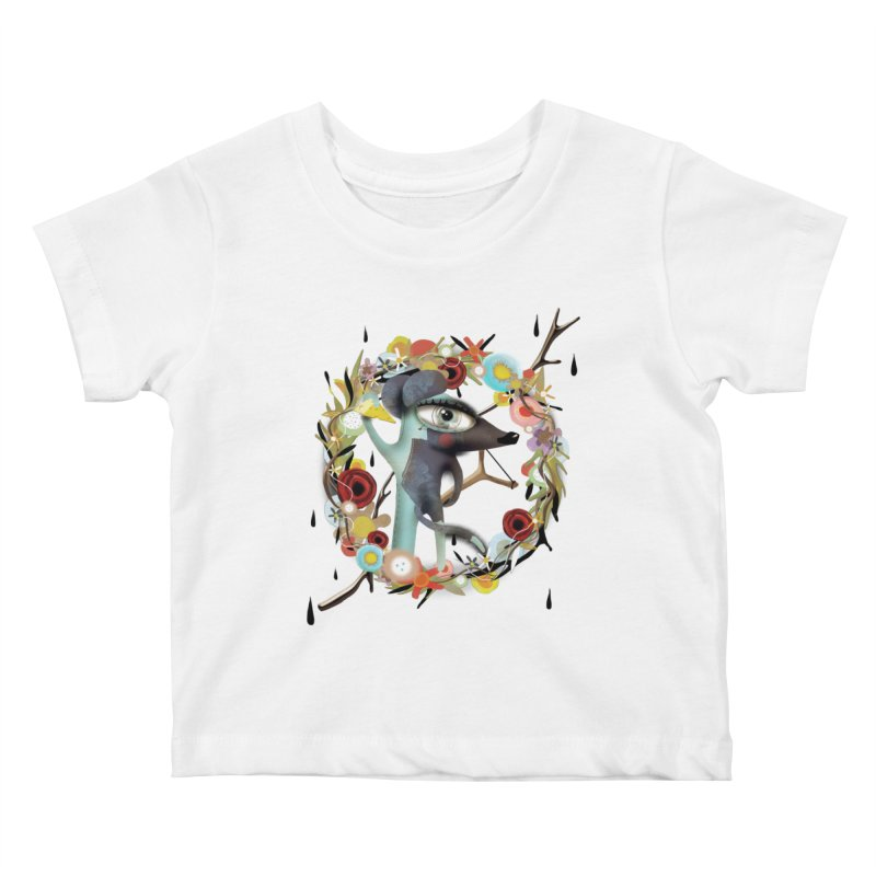 Every story has it's scars Kids Baby T-Shirt by rupydetequila's Shop