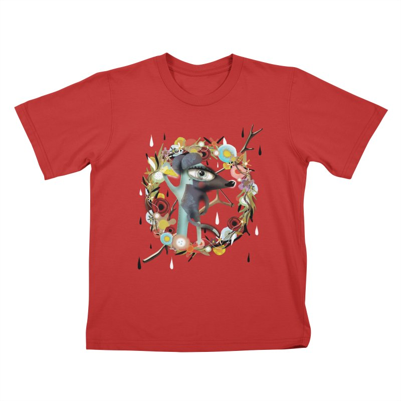 Every story has it's scars Kids T-Shirt by rupydetequila's Shop