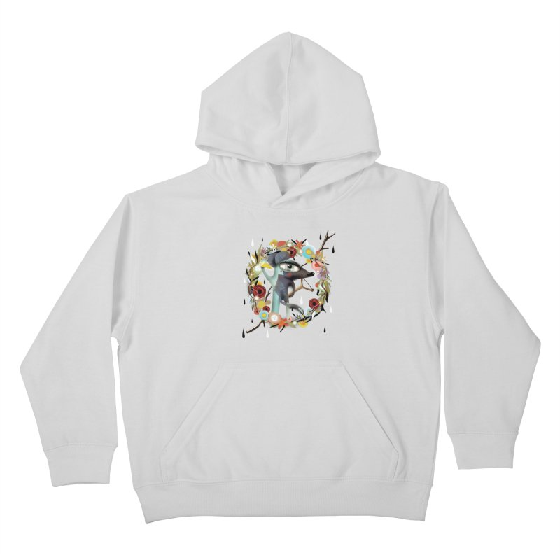 Every story has it's scars Kids Pullover Hoody by rupydetequila's Shop