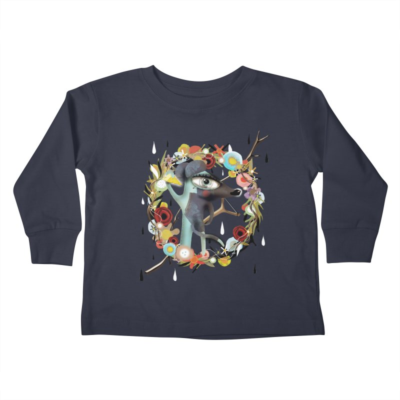 Every story has it's scars Kids Toddler Longsleeve T-Shirt by rupydetequila's Shop