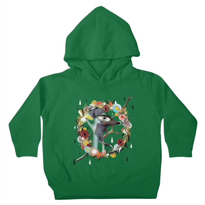 Every story has it's scars Kids Toddler Pullover Hoody by rupydetequila's Shop