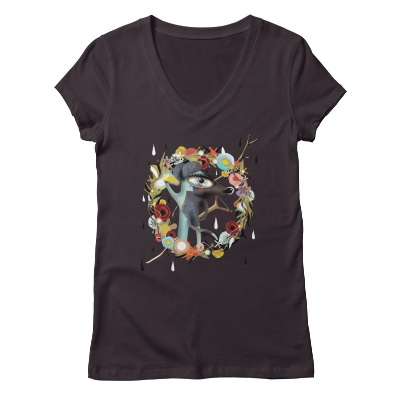 Every story has it's scars Women's Regular V-Neck by rupydetequila's Shop