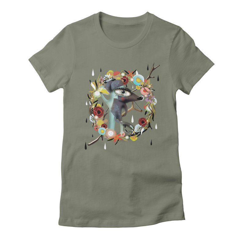 Every story has it's scars Women's Fitted T-Shirt by rupydetequila's Shop